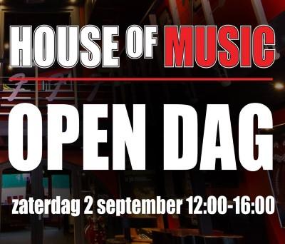 House of Music lanceert app op de open dag!