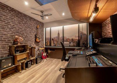 Opname studio