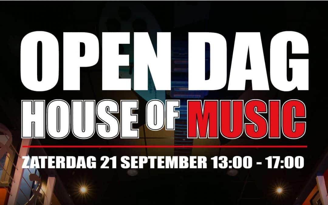 Open dag!