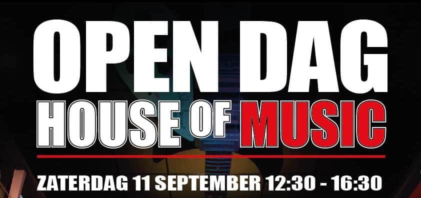 Open Dag muziekschool 2021
